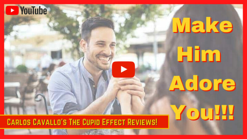 Carlos Cavallo's The Cupid Effect Review - Does it Work or Not?