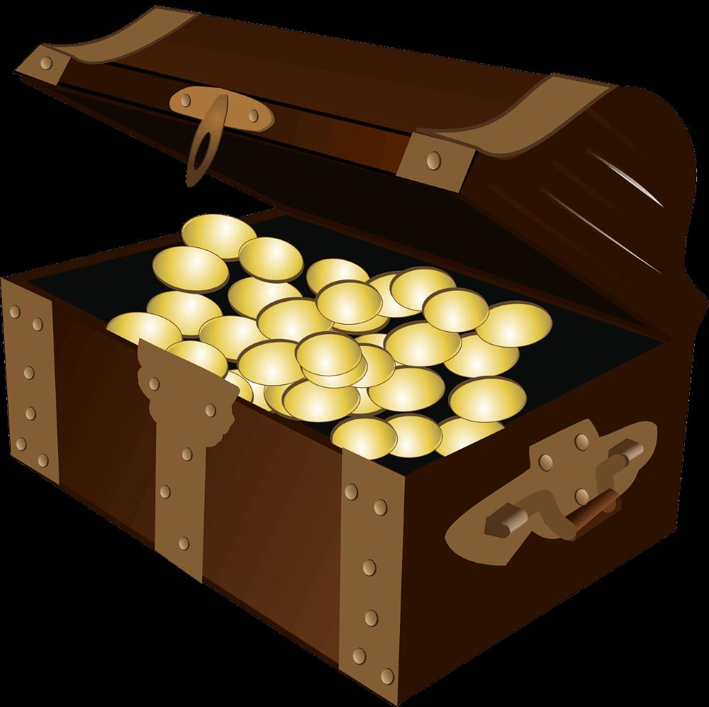 a tresure box