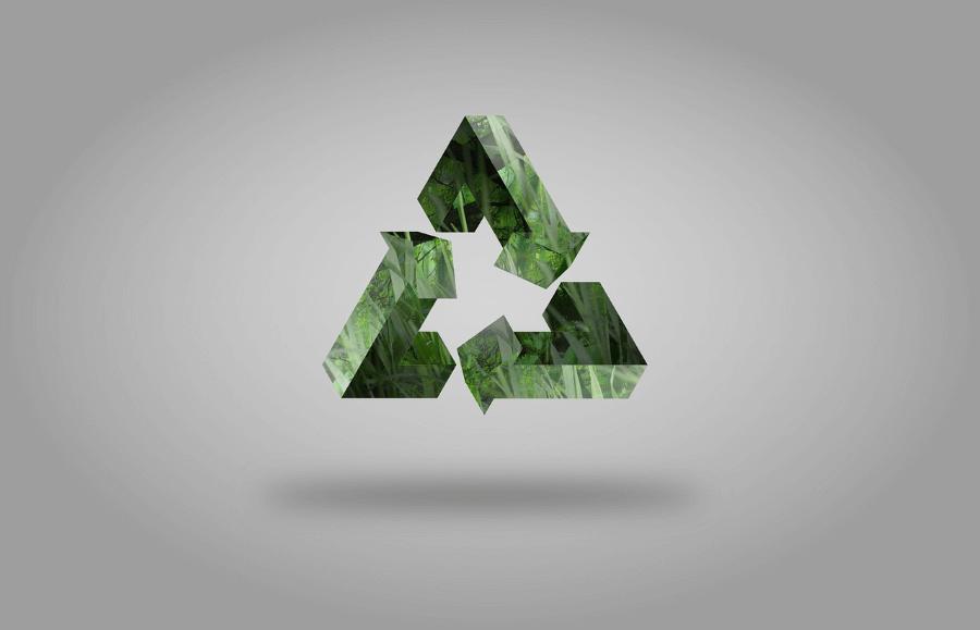 three green arrows