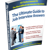 The Ultimate Guide To Job Interview Answers Review - Works or Just a SCAM?