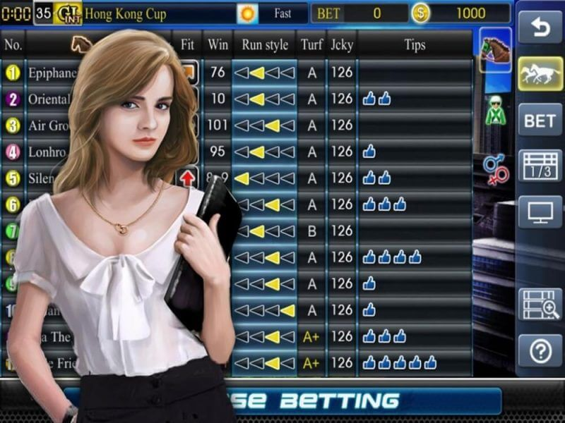 horse betting site