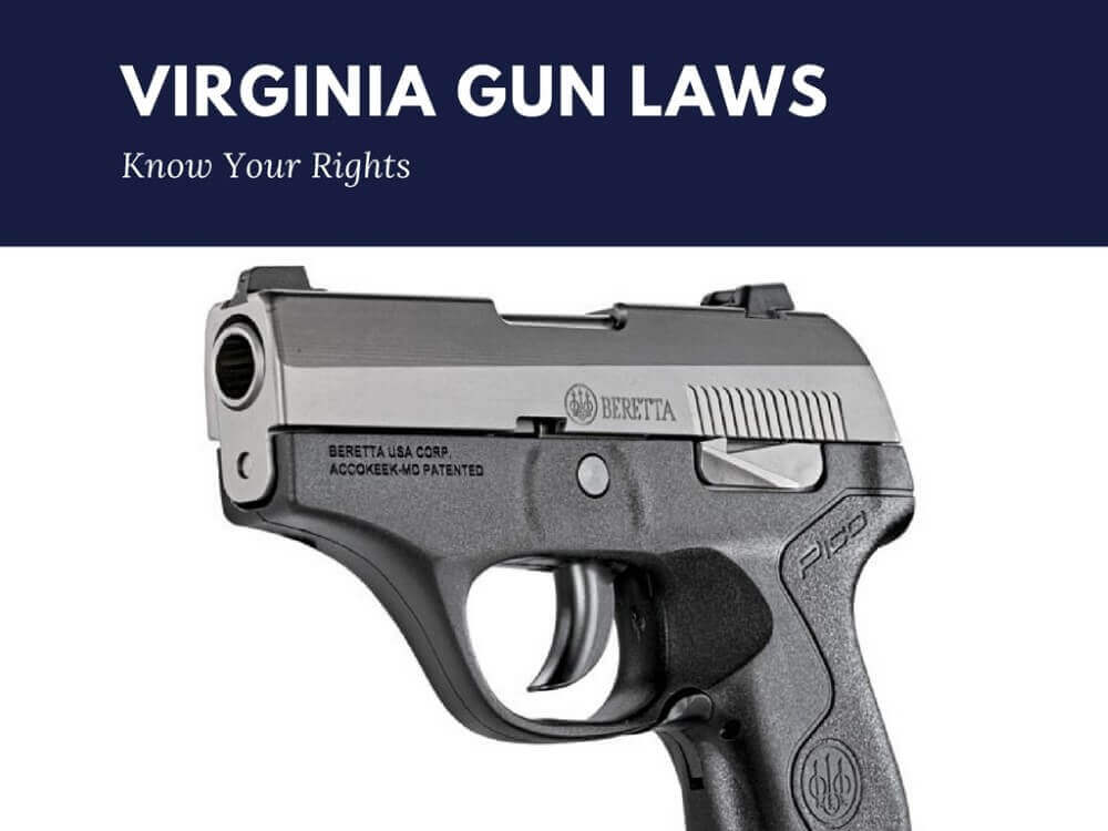 virginia gun laws