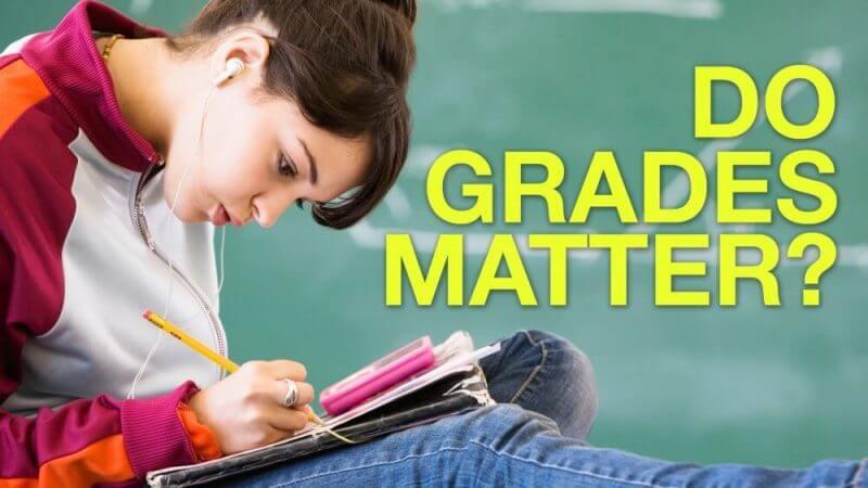 do grades matter