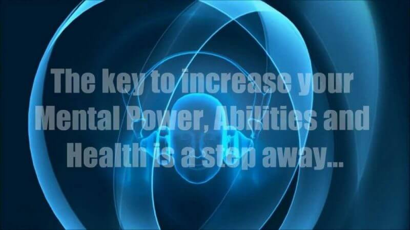 the key to increase your mental power